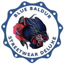 Blue Baldur Streetwear
