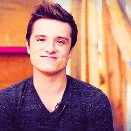 Josh Hutcherson smile ♥