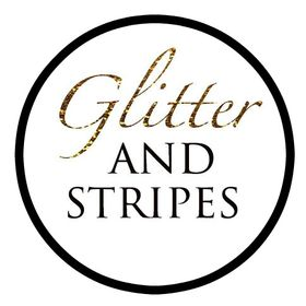 Glitter and Stripes