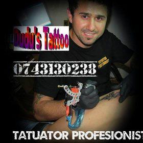 Tatuatorul Jufa Marius