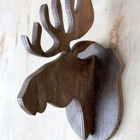 Tahtakurdu Ahşap Wood Decor