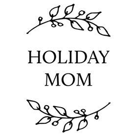 Holiday Mom