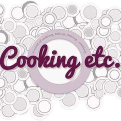 Cooking etc.