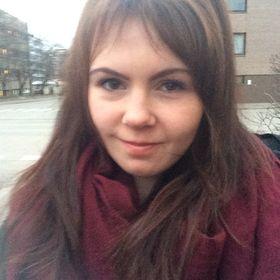 Nadja Finnholm