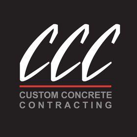 Custom Concrete by Dave Johnson