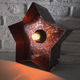 Craft_and_lamp