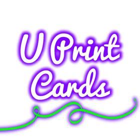U Print Cards Personalized Invitations