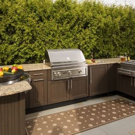 Brown Jordan Outdoor Kitchens (brownjordanok) on Pinterest