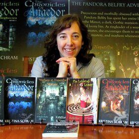 Kristina Schram - Author