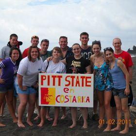 Pitt State Study Abroad