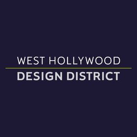 West Hollywood Design District (WHDD)