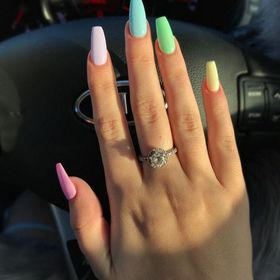 Summer Nails Blog 2019