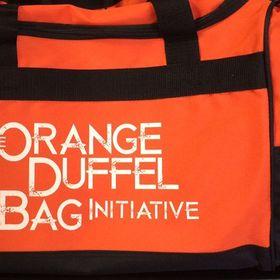 The Orange Duffel Bag Initiative