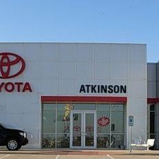 Atkinson Toyota Bryan >> Atkinson Toyota Madisonville Atmadisonville On Pinterest