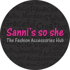 Sanni's So She