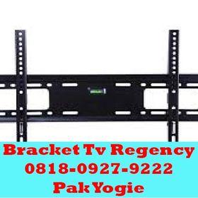 0818-0927-9222(Pak Yogie), Bracket Tv Regency,  Bracket Tv Gantung Regency