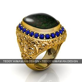 3D jewelry Bali - Teddy Himawan