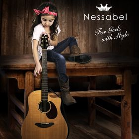 Nessabel Western Boots