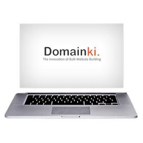 Domainki Website Builder