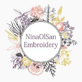 Nina OlSan Embroidery