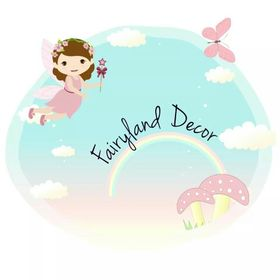 Karen / Fairyland Decor - Home Decor, Nursery Decor, Childrens Gifts, Personalised Gifts, Felt Gifts.