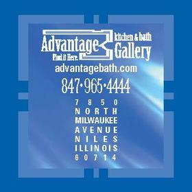 Advantage Kitchen & Bath Gallery (advantagebath) on Pinterest