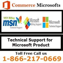 Commerce Microsofts