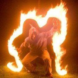 Razed in Flames