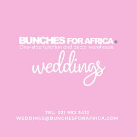 Bunches for Africa - Weddings & Events