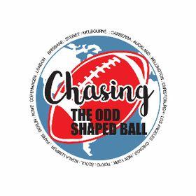 Chasing The Odd Shaped Ball