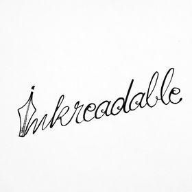 Inkreadable Calligraphy