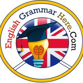 English Grammar Here