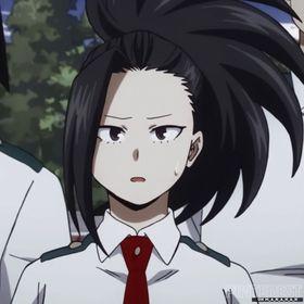 Momo Yaoyorozu ❤️ ❤️