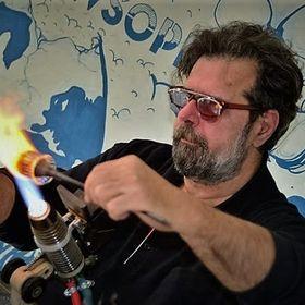 Aris Hatzifotiadis Glass Artist