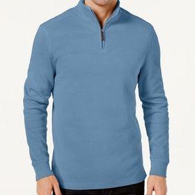 Marks /& Spencer Men Zip Neck Jumper New M/&S 1//2 Half Zipped Sweater Pullover Top