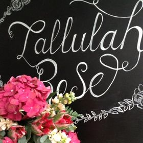 Tallulah Rose Flower School
