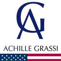 Achille Grassi America