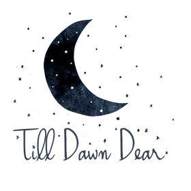 Till Dawn Dear by Kitty Moss