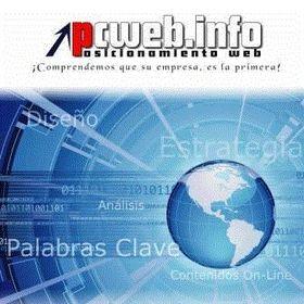 pcweb info SEO y posicionamiento web