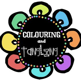 Colouring and Tangling
