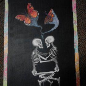 20 best yoga skeletons from heavy metal yogi images  yoga