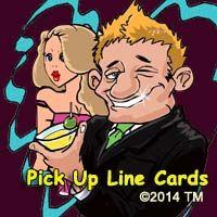 Pick Up Line Cards