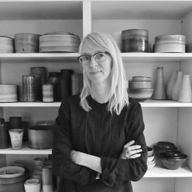 Ceramics by   Karin Blach Nielsen