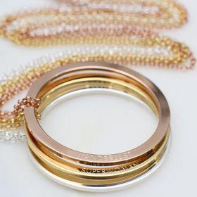 3c5c3f1d05e Hurleyburley Personalised Jewellery (hurleyburleyjewellery) on Pinterest