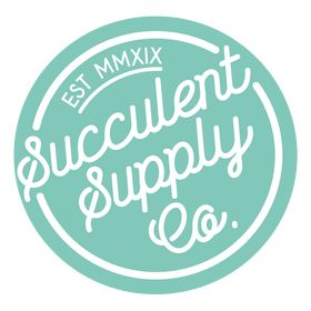 Succulent Supply Co. | Succulent and Cacti Pots & Accessories