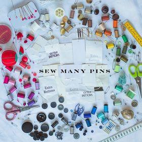 Sew Many Pins