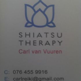 Carl Shiatsu Massage