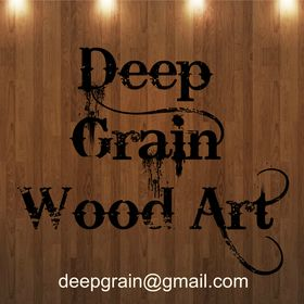 Deep Grain Wood Art