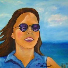 Charline Lindquist Artbycharline On Pinterest