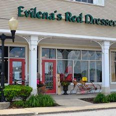 Evilena's Red Dresser